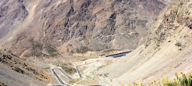Mi primer Cruce de los Andes al volante
