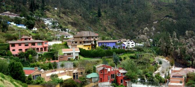 Guapulo Quito – un pueblito dentro de una capital