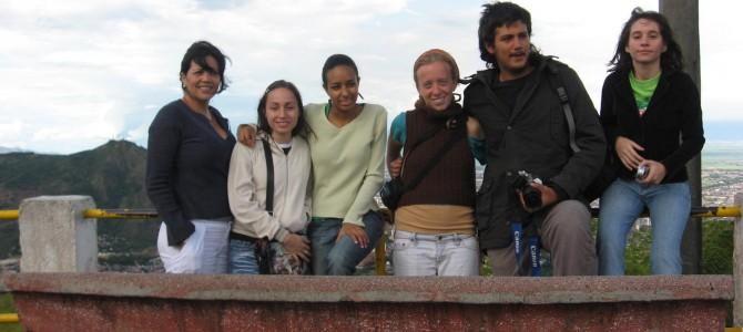 CALI – con las mujeres Sandoval