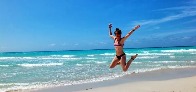 Vamos a la playa oh oh oh – Cuba