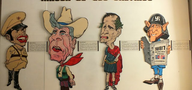Paredes, Carteles y Monumentos que Hablan – Cuba
