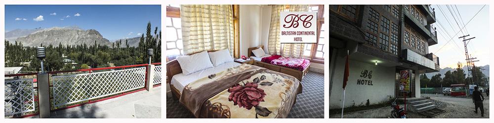 baltistan-continental-hotel