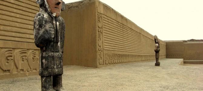 Las ¿Ruinas? de Chan Chan y Huacas Moches – Peru