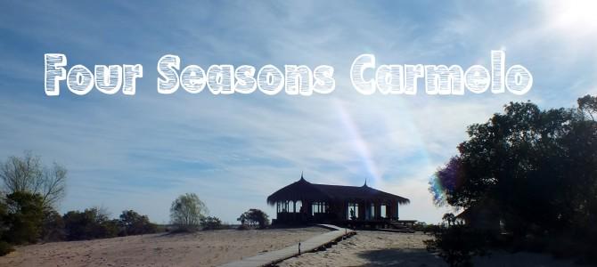 Four Seasons Carmelo: de la kombi a un hotel de lujo