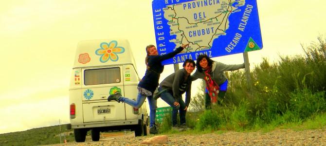 Días de Ruta 3 y Kombi