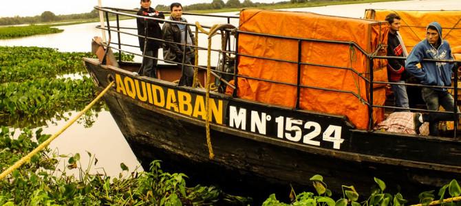 Pantanal Paraguayo: A bordo del AQUIDABAN
