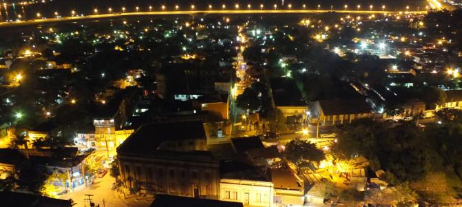 Contrastes de Asunción