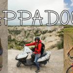 CAPPADOCIA: a pie, en moto y en bici