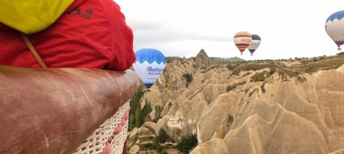 Cappadocia: Volando por el Globo