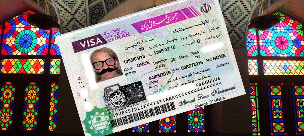 visa-iran