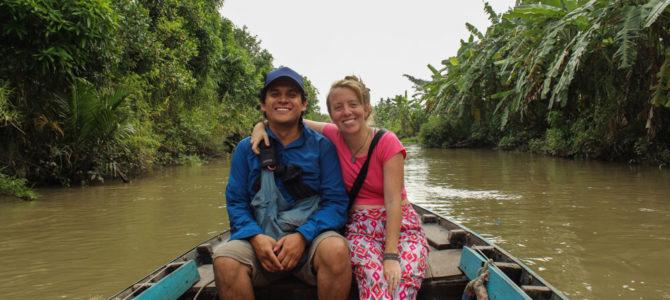Viaje por el Delta del Mekong en moto