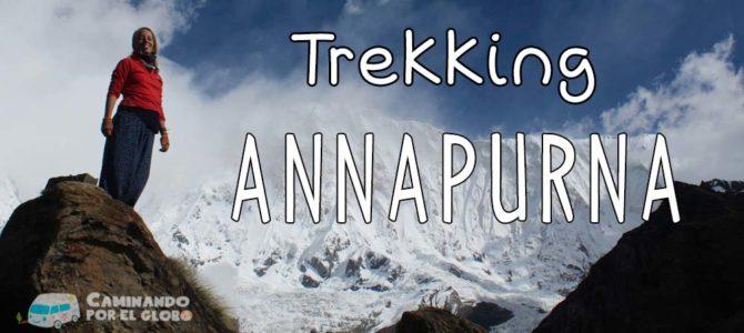 Guía de TREKKING ANNAPURNA: Poon Hill + Campo Base