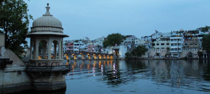 Udaipur, ciudad de lagos y arte