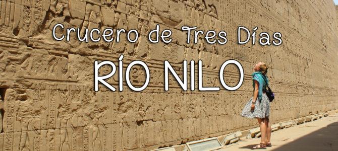 Crucero por el RÍO NILO: Abu Simbel – Luxor- Karnak