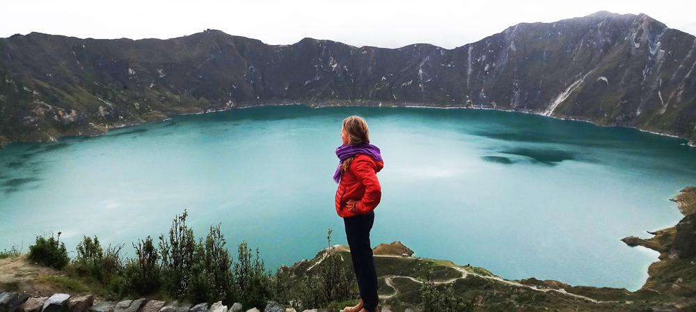 Circuito Quilotoa : Volcanes del ecuador cotopaxi y laguna de quilotoa